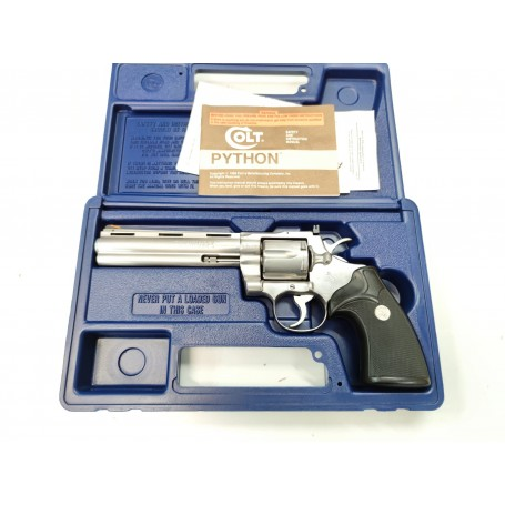 Revolver COLT PYTHON - Armeria EGARA