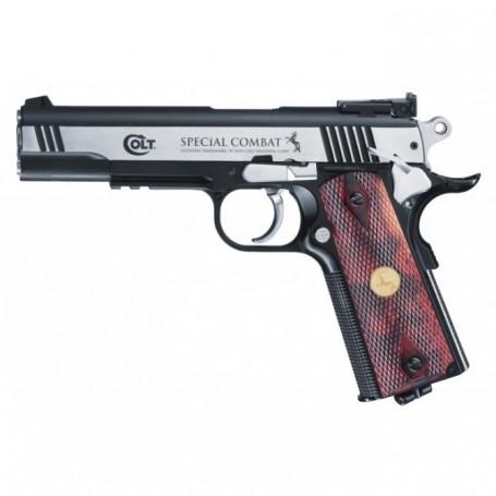 Pistola Colt Special Combat Co2 Full Metal - Armeria EGARA