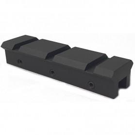 Carril POLI NICOLETTA para escopeta - banda 7mm. - Armeria EGARA