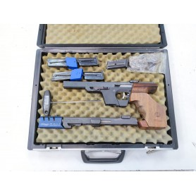 Pistola WALTHER GSP + Kit conversión - Armeria EGARA