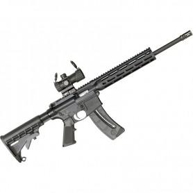 Carabina semiautomática Smith & Wesson M&P15-22 Sport Red/Green