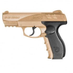 Pistola GAMO GP-20 Combat Desert Sand CO2 4.5mm - Armeria EGARA