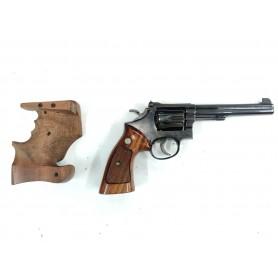 Revolver SMITH WESSON 14-3 + Cacha - Armeria EGARA