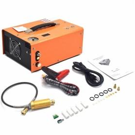 Compresor Eléctrico ZASDAR V2 con parada Automática 110/220v