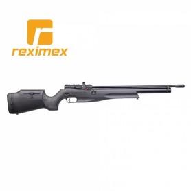 Carabina PCP Reximex Daystar calibre 6,35 mm. Sintética Negro.