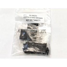 Bases Weaver Picolet Para Sabati y Remington 700 - 2 piezas -