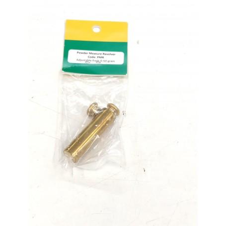 Medidor de pólvora TDC de 0 a 50 grains - Armeria EGARA