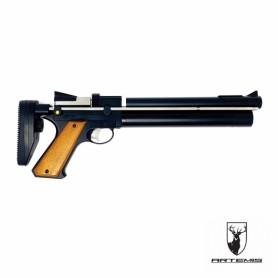 Pistola PCP Artemis/Zasdar PP750 Con regulador integrado
