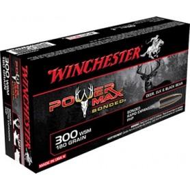 Munición WINCHESTER POWER MAX Cal. 300 WSM - 180 gr - Armeria
