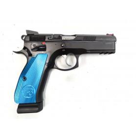 Pistola SHADOW CZ 75 SP-01 + Cinturón tiro - Armeria EGARA