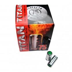 Municion fogueo 9mm Titan - Armeria EGARA