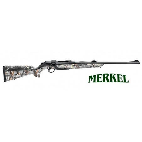 Rifle Merkel Helix Camo - Armeria EGARA