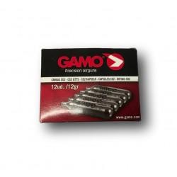 Bombona Gas Gamo 12gm Caja De 12 - Armeria EGARA