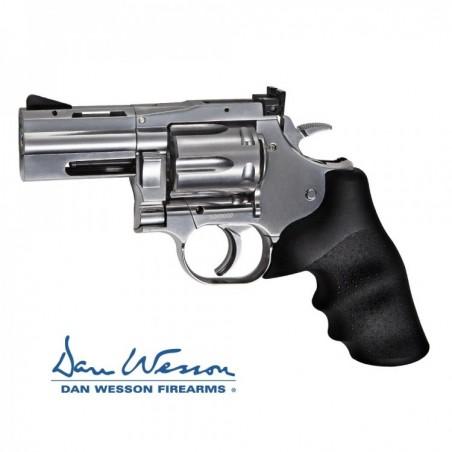 Revolver Dan Wesson 715 - 4,5 mm Co2 Balines - Armeria EGARA