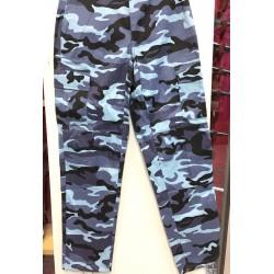 Pantalones camuflaje Azul - Armeria EGARA