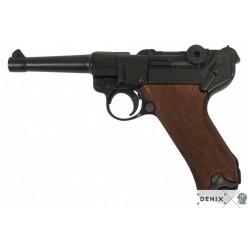 Pistola DENIX Luger P08 - Armeria EGARA