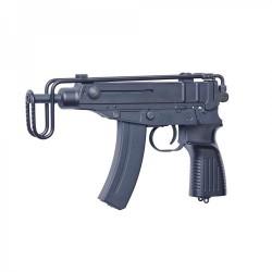 Rifle VZ61 Scorpion Black - 6 mm AEG - Armeria EGARA
