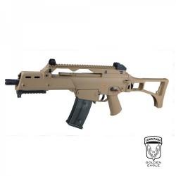 Subfusil Golden Eagle G36 C- TAN - 6 mm AEG - Armeria EGARA