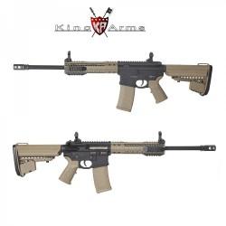 Subfusil King Arms Black Rain Ordance- CQB Tan AEG - 6mm -