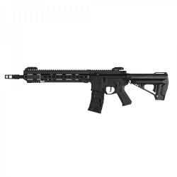 Subfusil Vega Avalon Calibur Carbine AEG - 6 mm Negro VFC con