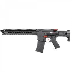 Subfusil Vega Avalon Leopard Carbine AEG - 6 mm Negro VFC -