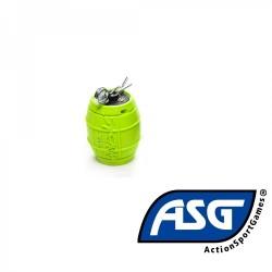 Granada de mano Airsoft 360 Storm Verde Limon - Armeria EGARA