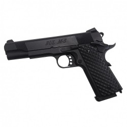 Pistola Bul Classic M-5 Government 1911 Black - 6 mm GBB -