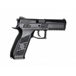 Pistola CZ P-09 Negra incluye maletin - 6 mm GBB / Co2 -