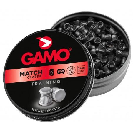 Balines GAMO MATCH CLASSIC Training - Armeria EGARA
