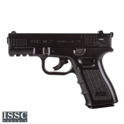 Pistola ISSC M22 WG Negro - 6 mm Co2 - Armeria EGARA