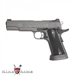 Pistola KING ARMS Predator Iron Shrike Urban Grey - 6 mm GBB -