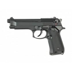 Pistola M9 Negra - 6 mm GBB - Armeria EGARA