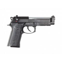 Pistola M9 Negra Elite EIA Full Metal - 6 mm GBB - Armeria EGARA