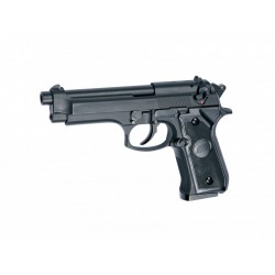 Pistola M92F Negra - 6 mm Gas - Armeria EGARA
