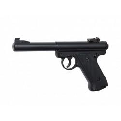 Pistola MK1 Negra - 6 mm Gas - Armeria EGARA