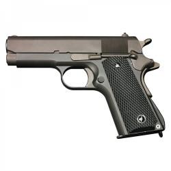 Pistola SR1911 Short ELITE fullmetal GBB - 6 mm - Armeria EGARA