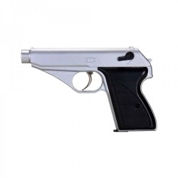 Pistola SRGG Silver 7.65 Gas GNB - 6 mm - Armeria EGARA