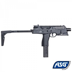 Subfusil MP9 A3 ProLine Blowback - 6 mm GBB - Armeria EGARA
