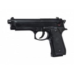 Pistola M92 FS Negra - 6 mm muelle - Armeria EGARA