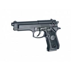 Pistola M92 Negra - 6 mm muelle - Armeria EGARA