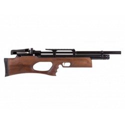Carabina PCP KRAL Breaker Silent madera 4,5 mm - 24 Julios con