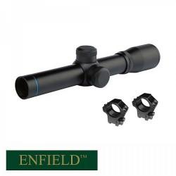 Visor Enfield 2X20 Mildot no iluminado - Armeria EGARA