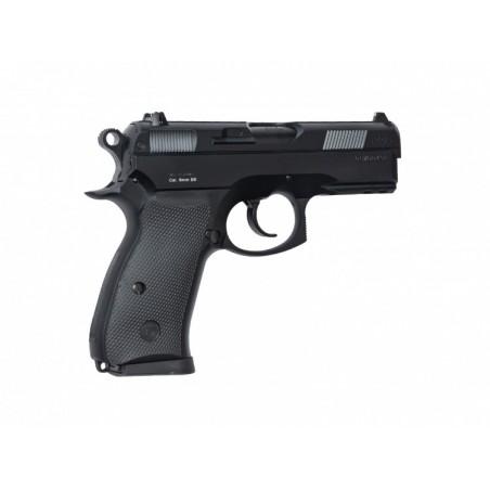 Pistola CZ 75D Compact Negra - 6 mm muelle - Armeria EGARA