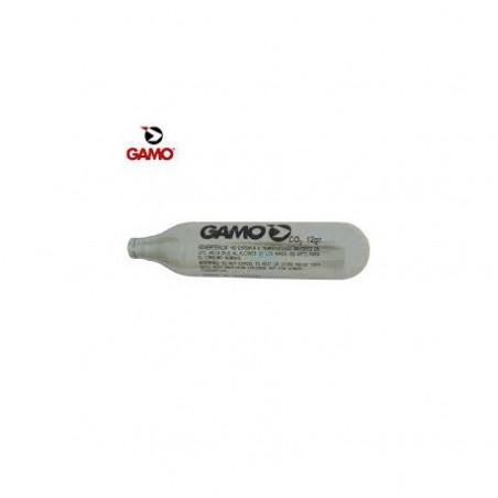 Bombonas GAMO CO2 Aire Comprimido 12gr - Armeria EGARA