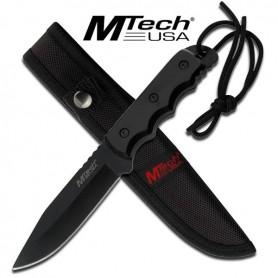 "Cuchillo MTech USA MT-20-35BK largo 8"" - Armeria EGARA"