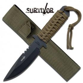 Cuchillo Outdoor Survivor HK-7525 - Armeria EGARA