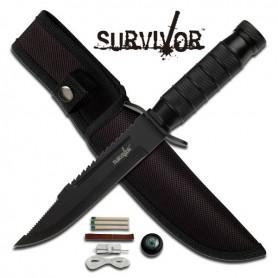 Cuchillo Survivor HK-695B - Armeria EGARA