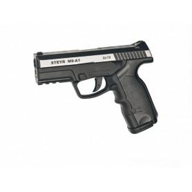 Pistola Steyr M9-A1 Duotone corredera metálica - 4,5 mm Co2 Bbs