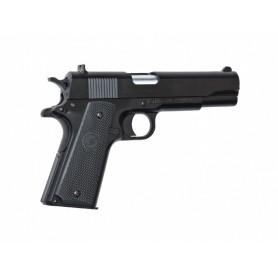 Pistola STI® M1911 Classic Negra - 6 mm muelle - Armeria EGARA