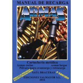 Libro De Tablas De Recarga Armas y Municiones - Armeria EGARA